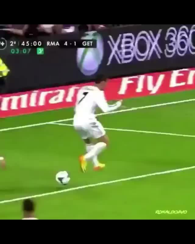 Watch and share Ronaldo GIFs by bobbie651 on Gfycat