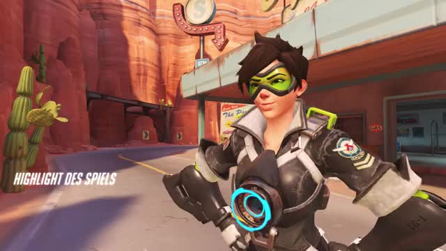 Watch looks pretty sus huh? GIF by Struppi107 (@struppi107) on Gfycat. Discover more highlight, overwatch, potg, suspicous, tracer GIFs on Gfycat
