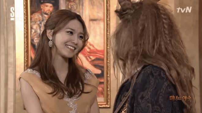 Sooyoung (SNSD) mở màn Saturday Night Live bằng nụ hôn ngọt ngào với quái vật