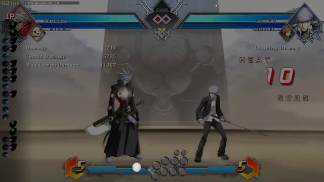 Watch and share BBTag: Ragna Midscreen 6.8k Solo GIFs by snuffychris605 on Gfycat