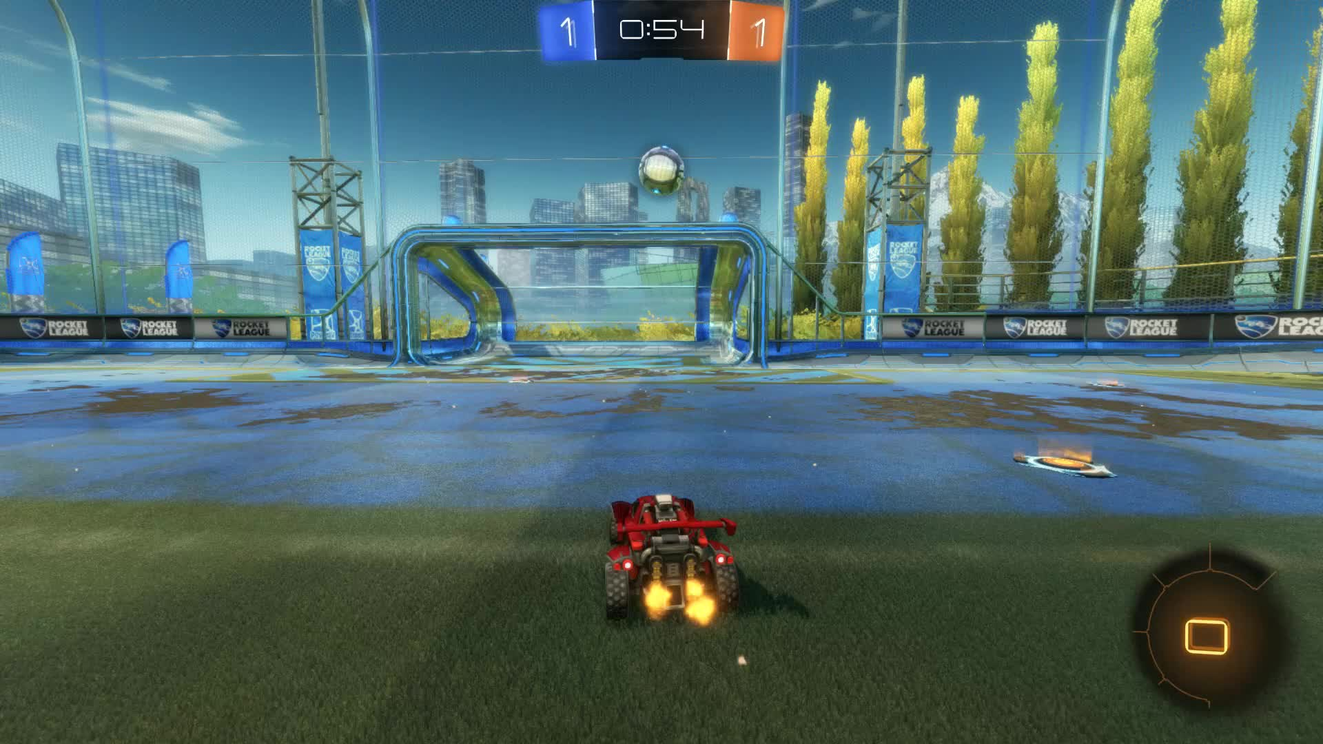 Gif Your Game, GifYourGame, Goal, Lollipop313, Rocket League, RocketLeague, ⏱️ Goal 3: Lollipop313 GIFs