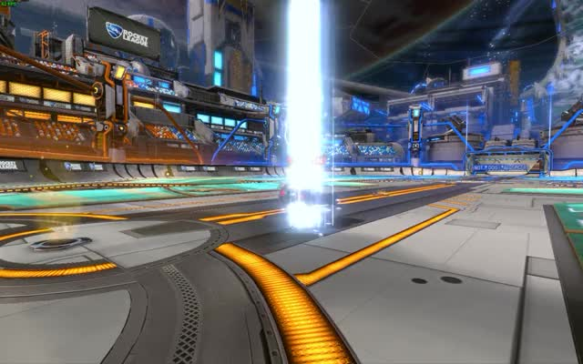 Watch and share Rocket League GIFs and Geforcegtx GIFs by tajpilon on Gfycat