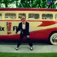 Watch and share Dancing Old Man GIFs on Gfycat