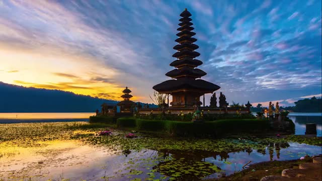 Watch and share Bali Temple GIFs on Gfycat