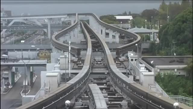 Watch and share Flexible Monorail Track GIFs by Jackson3OH3 on Gfycat