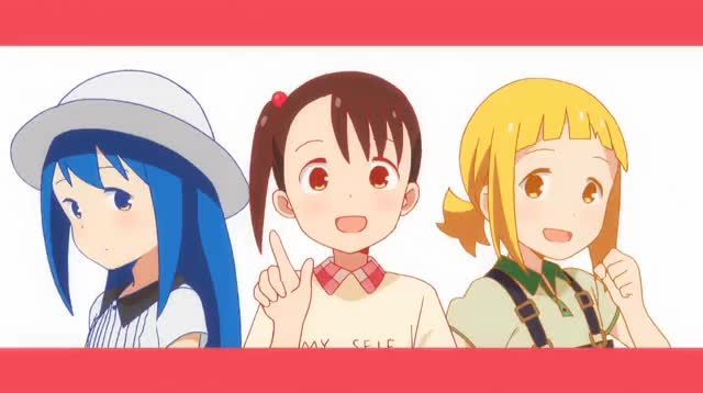 Watch and share Mitsuboshi Colors GIFs and Sacchan GIFs by Buta on Gfycat