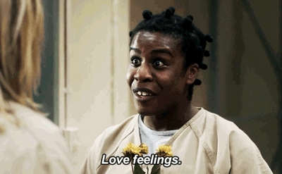 crazyeyes, myedit, oitnb, orangeisthenewblack, piperchapman, season1, suzannewarren, How Am I Back Here? GIFs
