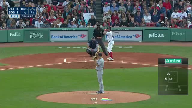 Watch and share Detroit Tigers GIFs and Baseball GIFs by sporer on Gfycat