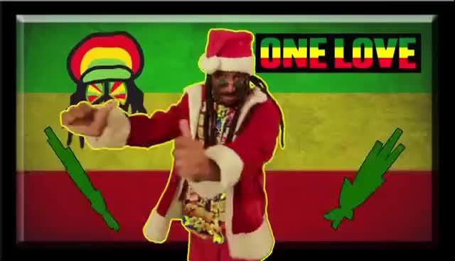 A Rasta Claus Christmas