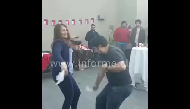 Watch [Chile] Cueca Fail 2017 GIF on Gfycat. Discover more related GIFs on Gfycat