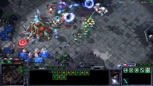 Watch and share Starcraft GIFs and Micro GIFs by -moja- on Gfycat