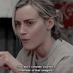Watch women GIF on Gfycat. Discover more Taylor Schilling, mine: gif, oitnb, oitnb 3x06, oitnbedit, one of the many reasons i love this show, orange is the new black, ruby rose, stella carlin GIFs on Gfycat