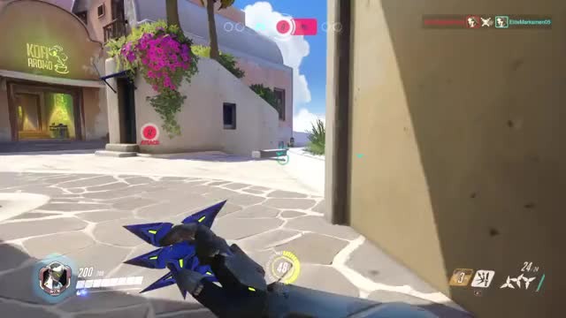 Watch and share Playstation 4 GIFs and Overwatch GIFs by beastabuelos on Gfycat