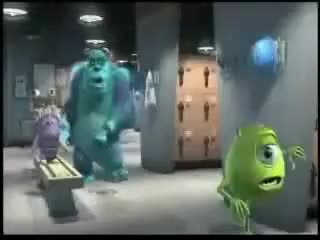Watch and share Monsters Inc GIFs and Hilarious GIFs on Gfycat