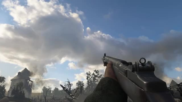 Watch and share Cod Ww2 All Weapons GIFs and Call Of Duty Ww2 GIFs by Zwiezenz on Gfycat