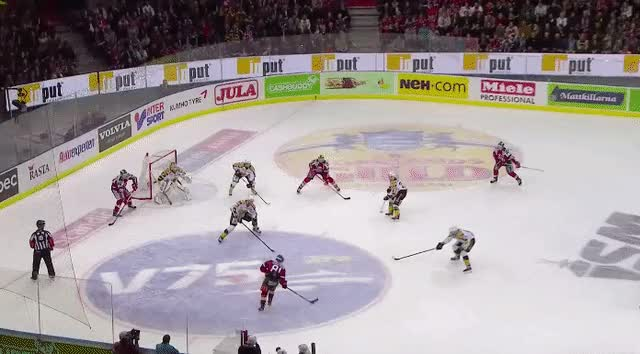 Watch and share Lehkonen Assist 2 Game 4 GIFs by zeb on Gfycat