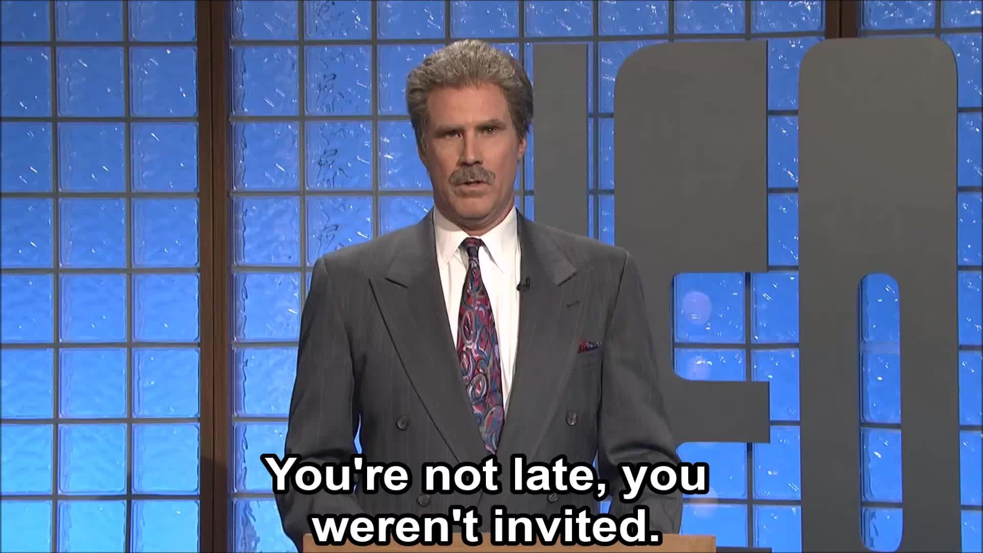 funny, rude, snl, SNL Will Ferrell GIFs