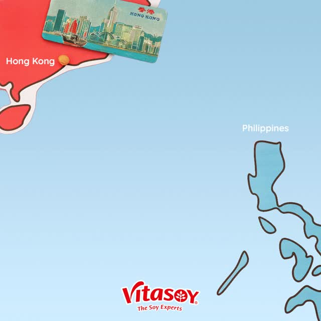 Watch and share From HK To PH! #VitasoyPH GIFs by VitasoyPH on Gfycat