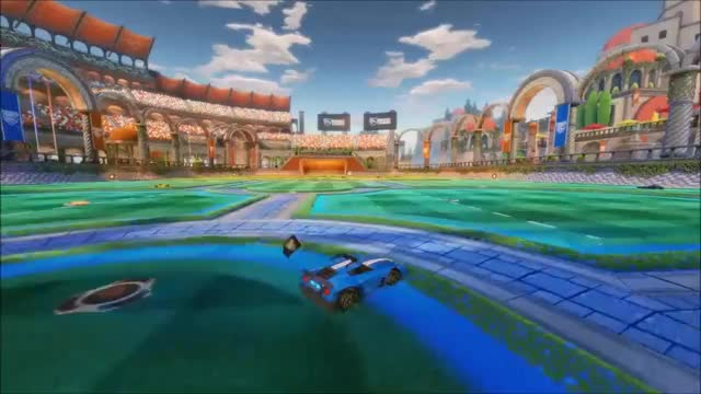 Watch and share Rocket League GIFs by bcritchfield on Gfycat