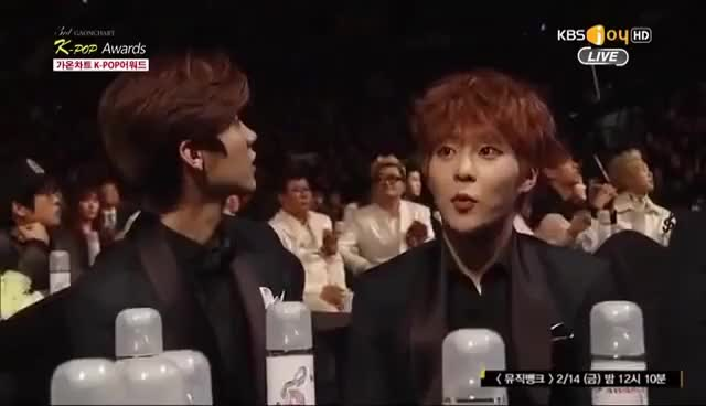 Watch and share Exo GIFs on Gfycat