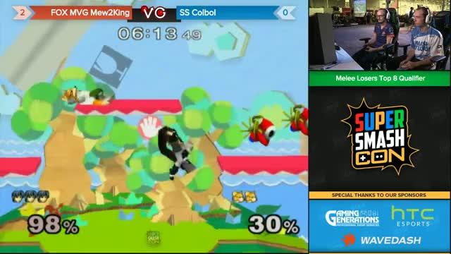 Watch and share Smash Melee GIFs and Smashgifs GIFs on Gfycat