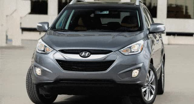 Watch and share 2015 Hyundai Tucson Is Trendy Crossover With Loaded Pricing Under $30,000 GIFs on Gfycat