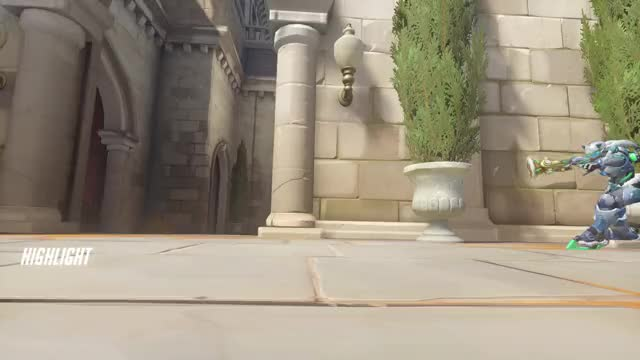 Watch and share Highlight GIFs and Overwatch GIFs by GrizzB on Gfycat