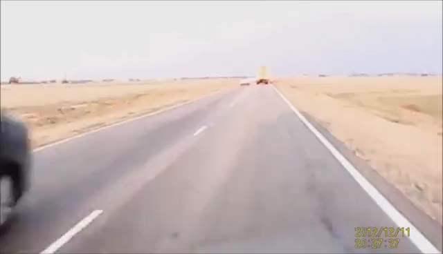 dashcamgifs, Flying Cars!    Ultimate Dash Cam Fails Compilation GIFs