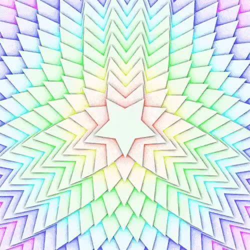 Watch and share Flower Of Life GIFs and Infinite Loop GIFs on Gfycat