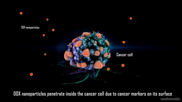 Watch Nanoparticle drug delivery in cancer therapy GIF on Gfycat. Discover more Medicine, cancer, cell, chemotherapy, doxorubicin, health, nanomedicine, nanoparticles, nanorobot, nanotechnology, therapy GIFs on Gfycat