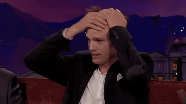 Watch and share Ashton Kutcher GIFs by Reactions on Gfycat