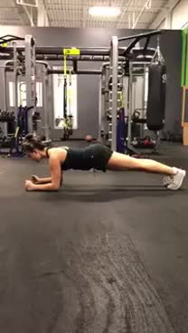 Watch and share Plank GIFs on Gfycat