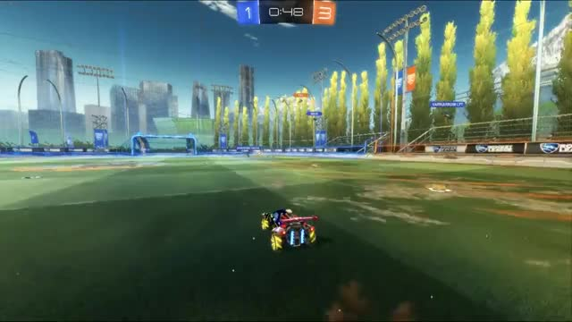 Watch and share Rocket League 05 15 2017   21 34 49 17 DVR GIFs on Gfycat