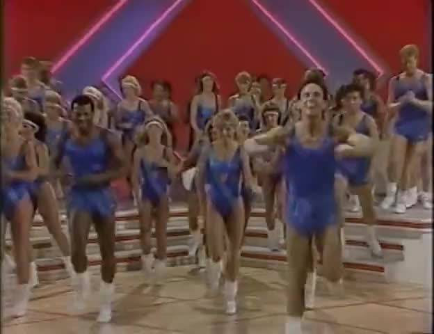 Watch and share Aerobics GIFs by robotempire on Gfycat