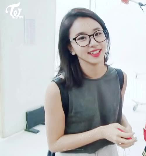 Watch and share 손채영(チェヨン) - 02 GIFs by eanowoo on Gfycat