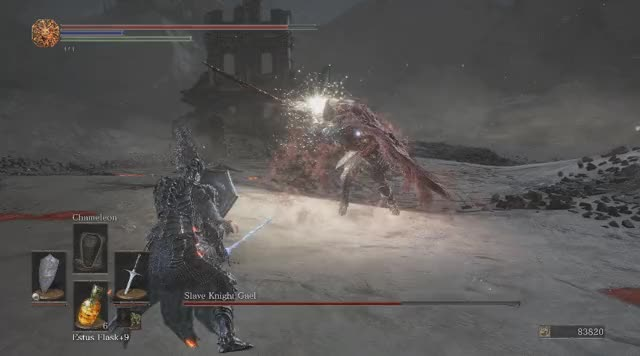 Dark Souls 3: The Ringed City: Why Slave Knight Gael is one of the