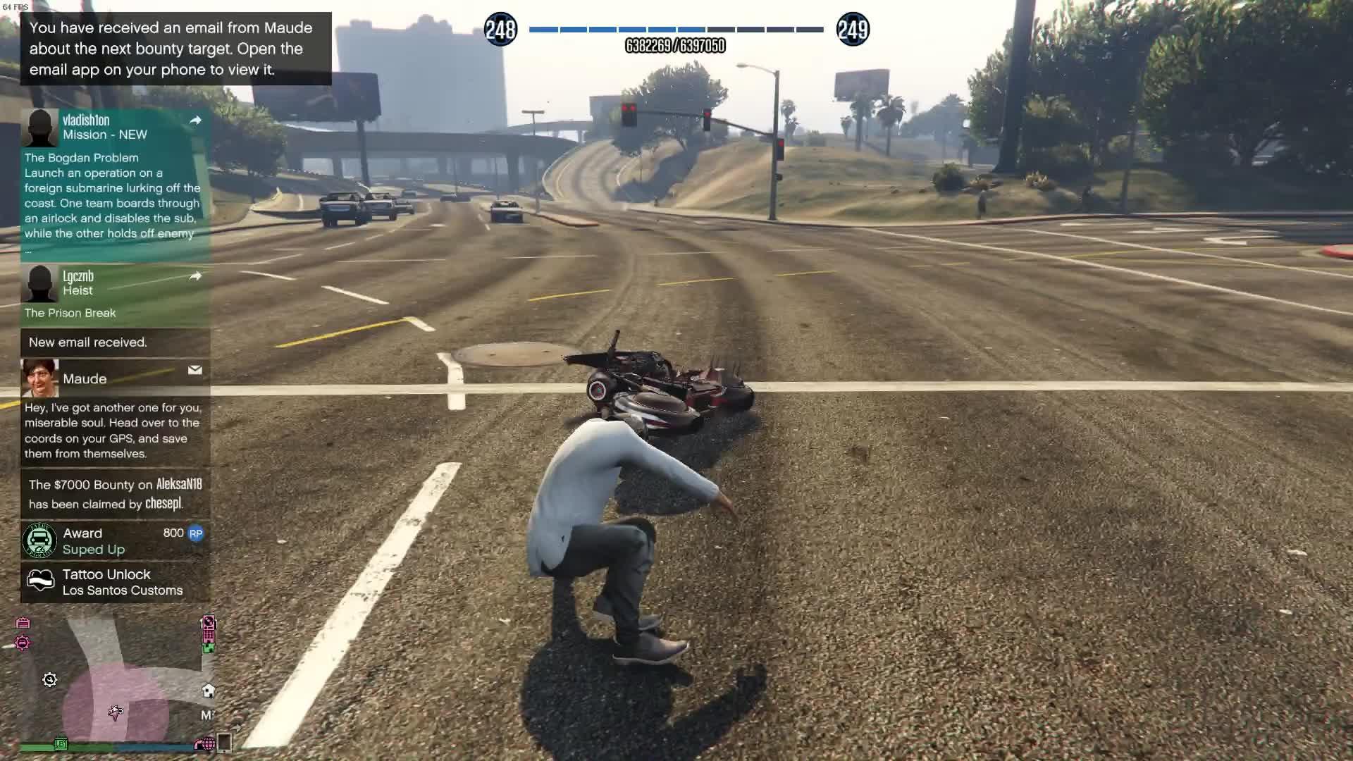 Bike, Deathbike, Gta, Gta online, Like a dog chasing his tail GIFs