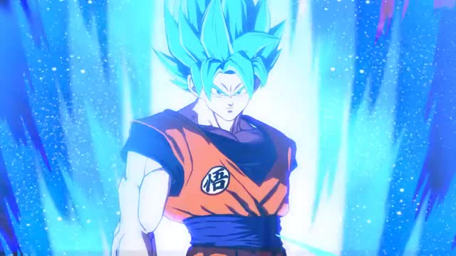 Watch Goku SSB GIF on Gfycat. Discover more related GIFs on Gfycat