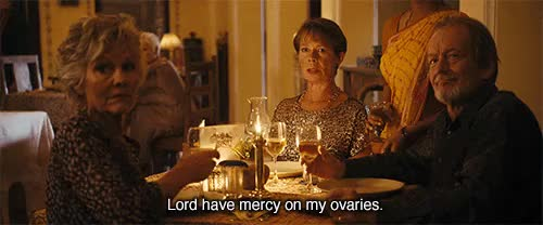 Watch and share Richard Gere GIFs and Celia Imrie GIFs on Gfycat