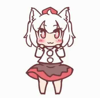 Touhou Cute GIFs