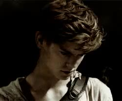 Watch and share The Maze Runner GIFs and Newt Looks GIFs on Gfycat
