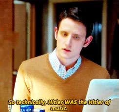 Watch and share Zach Woods GIFs on Gfycat