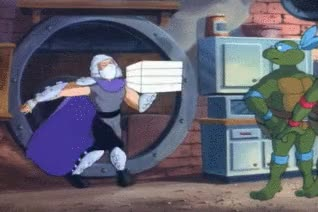 Watch and share TMNT Shredder GIFs on Gfycat
