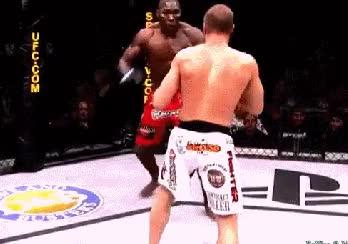 Watch and share Rumble Punch Kick Range Manipulation GIFs on Gfycat