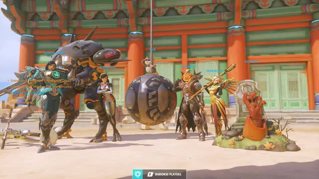 Watch and share Overwatch GIFs and Genji GIFs by Eli Alston on Gfycat