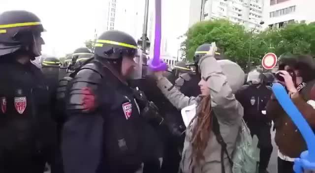 Feminist vs OnePunchMan GIFs