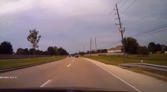 Watch Truck pulls U-turn on busy road (reddit) GIF by /r/Dashcamgifs (@razorray21) on Gfycat. Discover more dashcamgifs, mistyfront GIFs on Gfycat