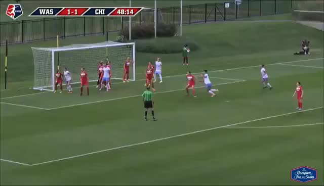 Watch and share Soccer GIFs and Nwsl GIFs on Gfycat