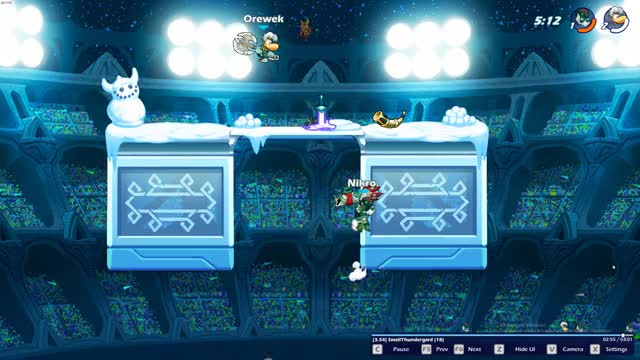Watch and share Brawlhalla 2019.12.30 GIFs by orewek on Gfycat