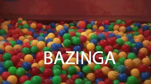 Watch and share Bazinga GIFs on Gfycat